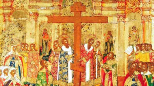 Нам Крест открыл