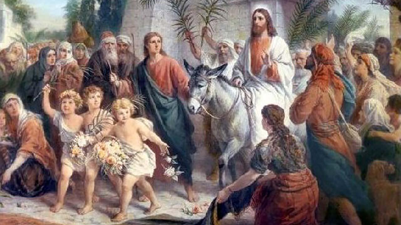 Входу Господню в Иерусалим