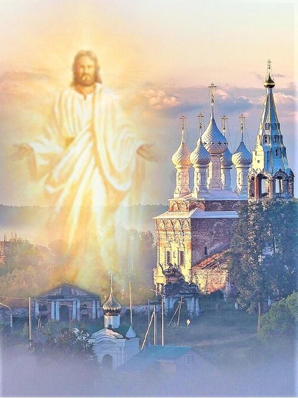 Новая Русь. Стихи Преображению Господню | Александр Петрович Ерёмин
