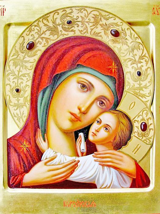 иконе Божией Матери Корсунской Прозренной (Шпилевской)