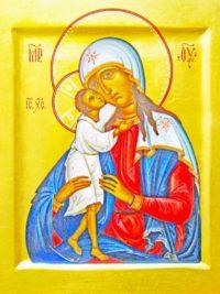 Спасение в пургу