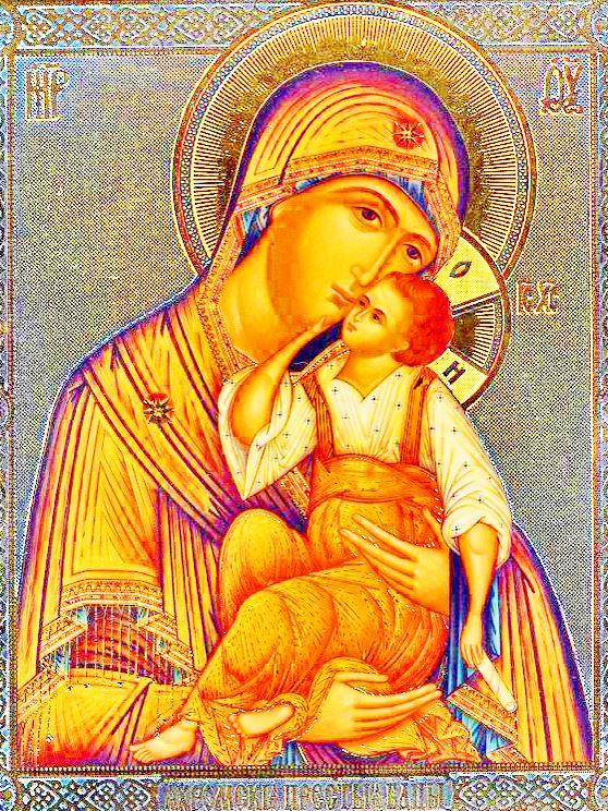 иконе Божией Матери Яхромской