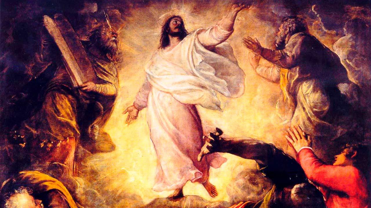 Преображению Господню
