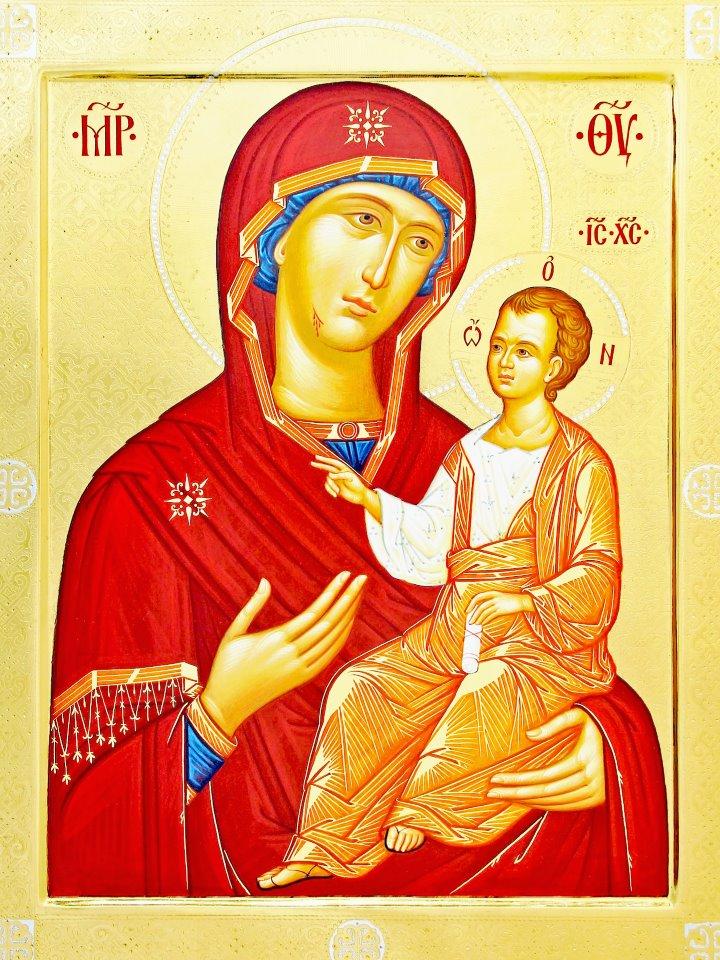 иконе Божией Матери Иверская