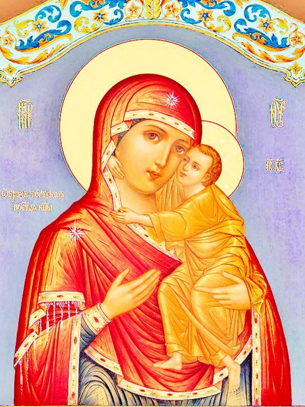 иконе Божией Матери Толгской